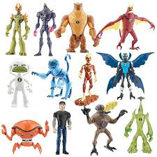 all of ben 10 aliens