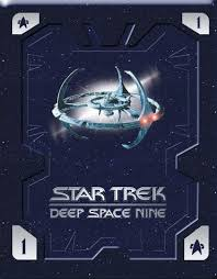 star trek deep space nine dvds