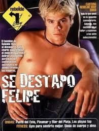 rebelde magazine