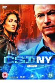csi season 3 dvd