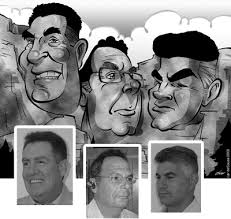 cartoons and caricatures