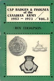 canadian army hat badges