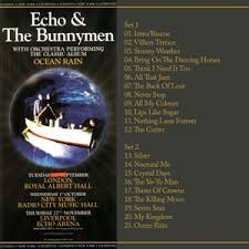 Echo & The Bunnymen - Stormy Weather (3 Track Single)