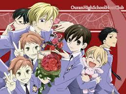 ouran host club high school