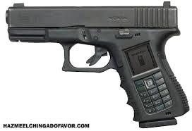 pistola r15