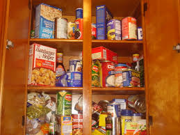 food cabinets