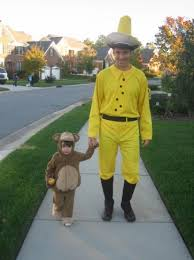 curious george the man with the yellow hat