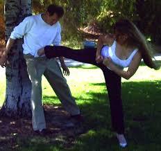 girl karate