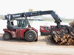 log stacker