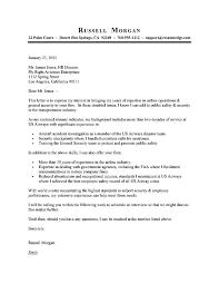 example covering letter