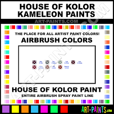 house of kolor kameleon