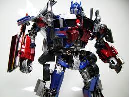 optimus prime custom