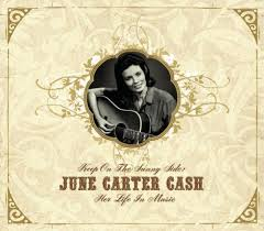 June Carter Cash - Well I Guess I Told You Off