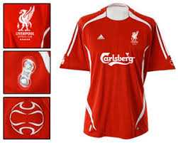 liverpool football club new kit