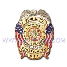 antique police badges