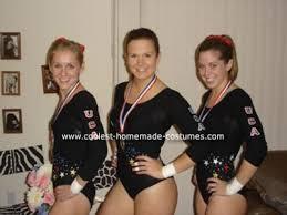 gymnastic costume