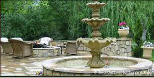landscaping water features