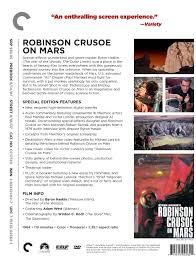 crusoe dvd