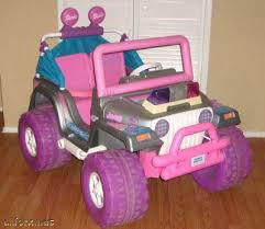 barbie jeeps