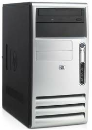 hp microtower