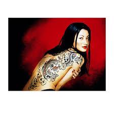 machine gun tattoos
