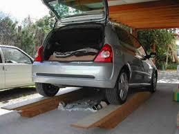 rampe voiture