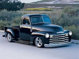 50 chevy pick up