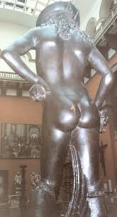 bronze david by donatello