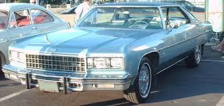 1976 chevy caprice