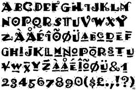 fajita font