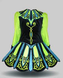 irish dancing costume