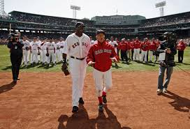 red sox players 2008