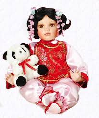 asian porcelain dolls