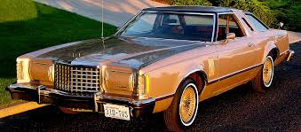 77 ford thunderbird