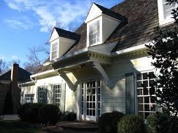 front door overhangs