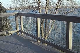 glass deck