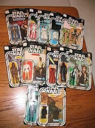 original star wars figure