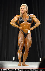 tall women bodybuilders