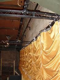 festoon curtains