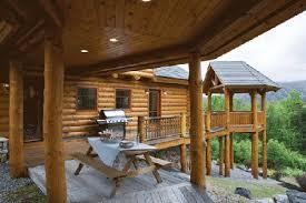 best log homes