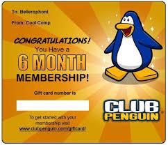 club penguin free member