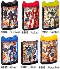 bionicle glatorians