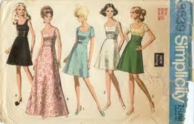 1969 dresses