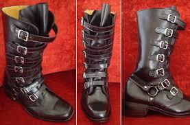 buckle boots men