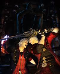 devil may cry 4 dante vs nero