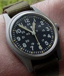 hamilton military watches
