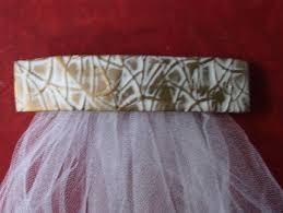 bridal barrette