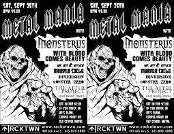 metal flyer