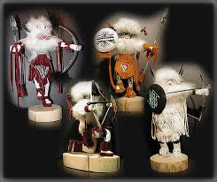 pictures of kachina dolls