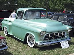 chevy pickup 1955